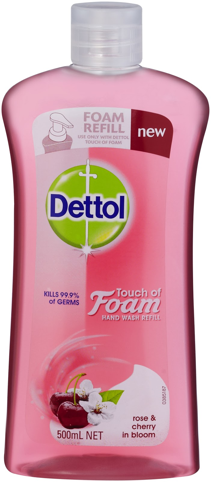 To find out more about dettol touch of foam hand wash or other dettol