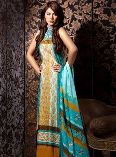 Gul Ahmed Ramzan Eid Collection 2012 Photos