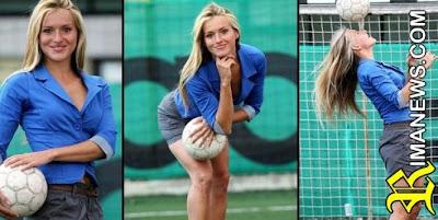 Tihana Nemcic, Pelatih Wanita Pertama untuk Tim Sepakbola Pria