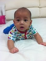Emeer @ 6-month (6kg)