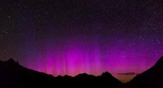 Auroras sur de Dakota 18 de Jnuio de 2012