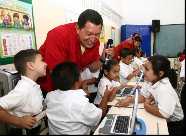 Canaima Educativo promueve la formación integral de los niños venezolanos