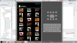 Grid View Layout in Android
