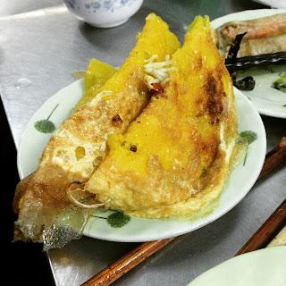 vietnam, otcb on tour, banh xeo, pancake