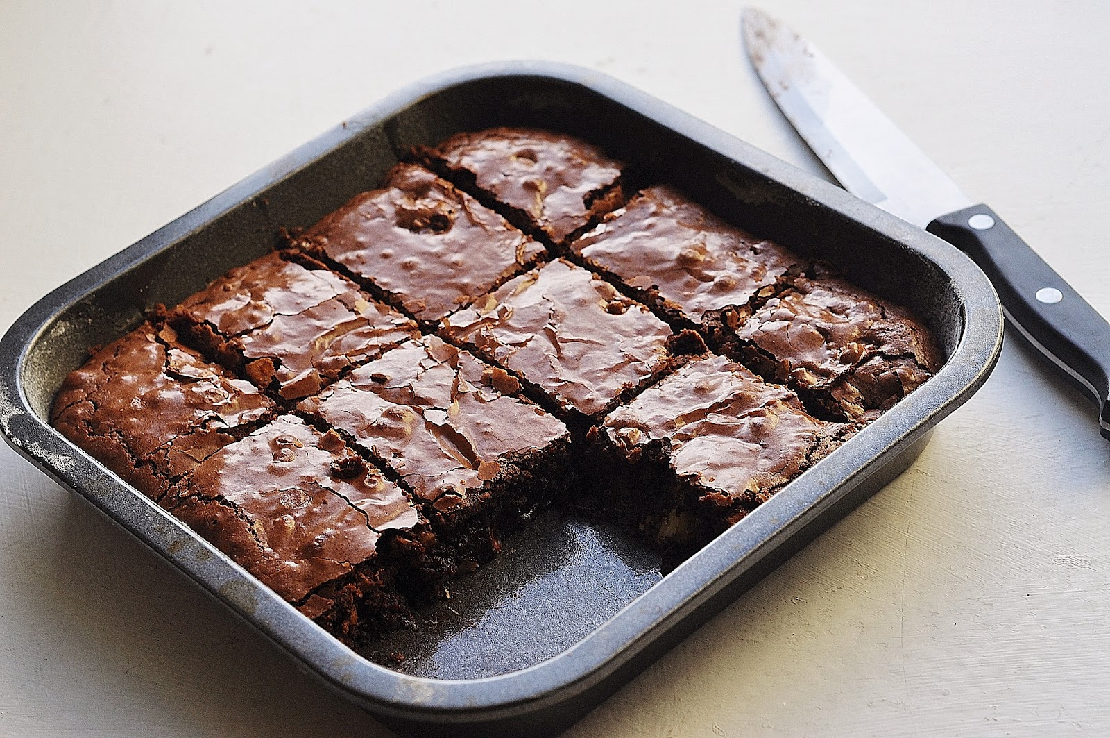 Just eat it!: THE Brownies