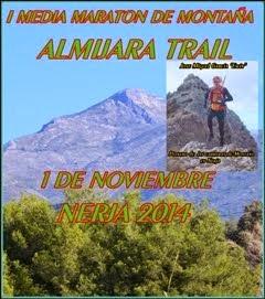 I Media Maratón de Montaña Almijara Trail
