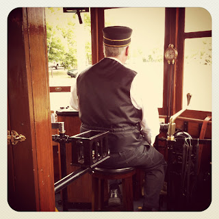 Streetcar Conductor