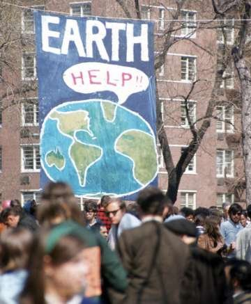 first earth day 1970. first earth day 1970. on the