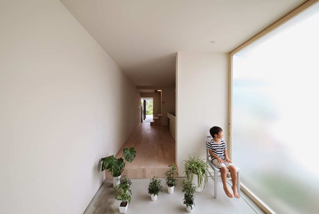 Rumah Minimalis di Lahan 3x21 Meter 8