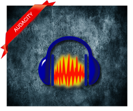 Audacity ( Editor de Áudio )