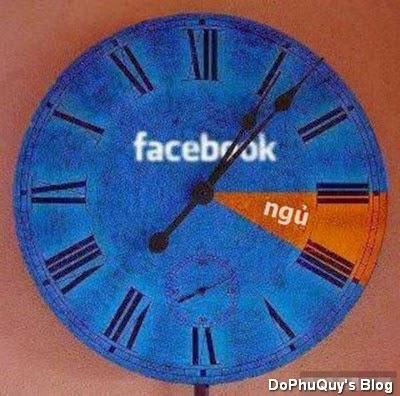 Thơ vui về Facebook