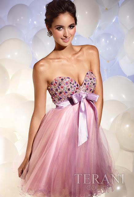 Vestidos cortos de fiesta terani 2012 30 - Gen� K�z Abiye Modelleri