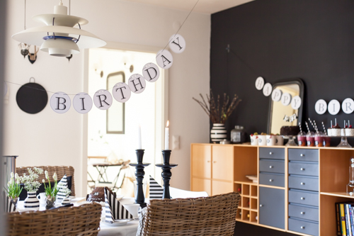sweet 18 geburtstagstisch und geburtstagsgedanken. Black Bedroom Furniture Sets. Home Design Ideas