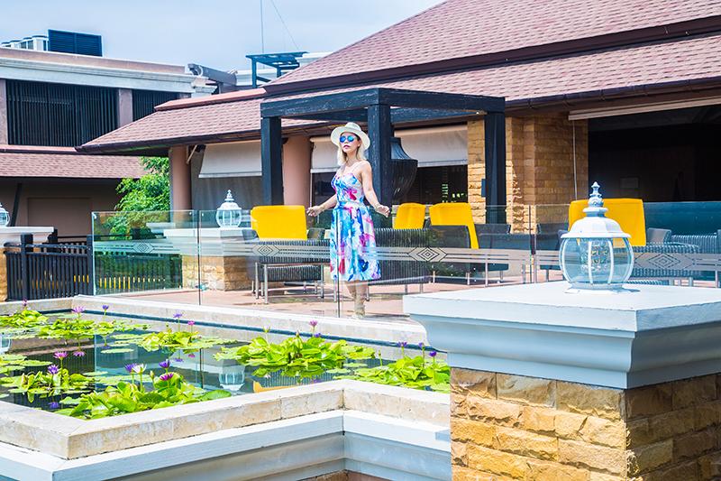 Crystal Phuong at Radisson Blu Plaza Phuket hotel