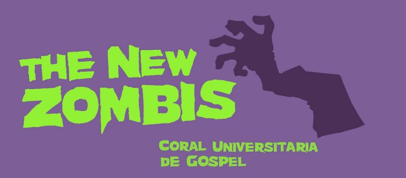 The New Zombis. Coral Universitària de Gospel