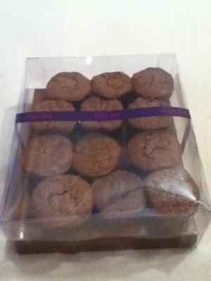 AQUIM+BRINDE+2 AQUIM BUFFET presenteia o BOUTIQUE B. ONLINE com uma degustação de chocolate