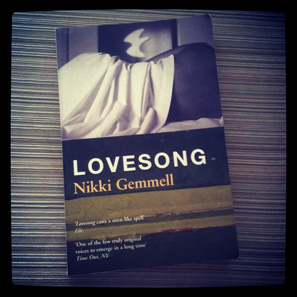 Book Review: Lovesong by Nikki Gemmell