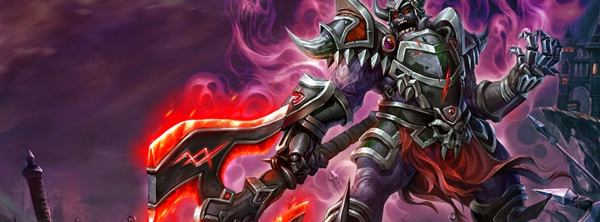 Sion League of Legends Facebook Cover PHotos