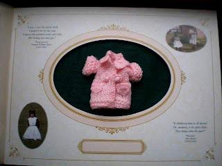 cappotto piccolo rosa