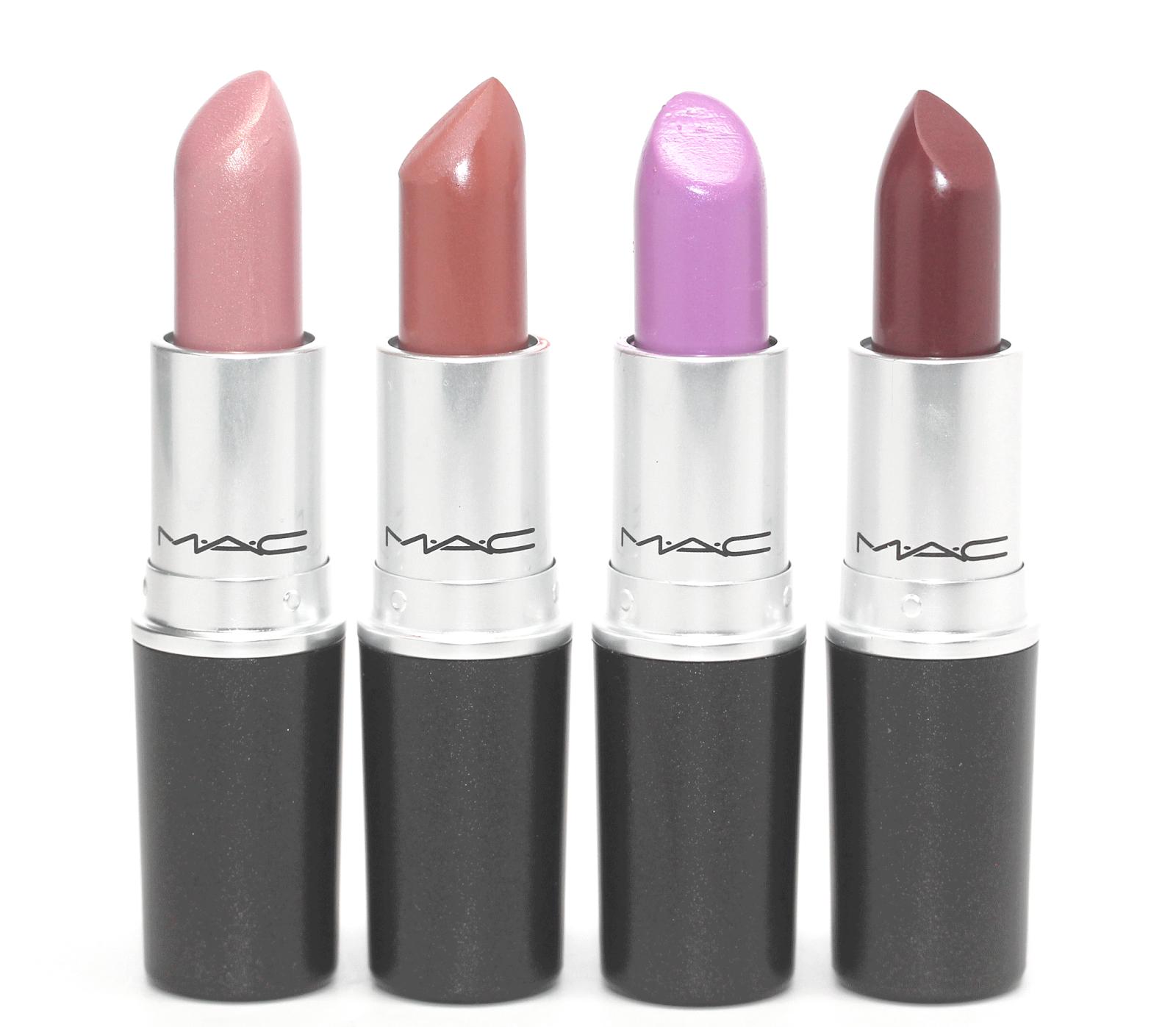 makeup beauty amp fashion mac cosmetics lipstick collection