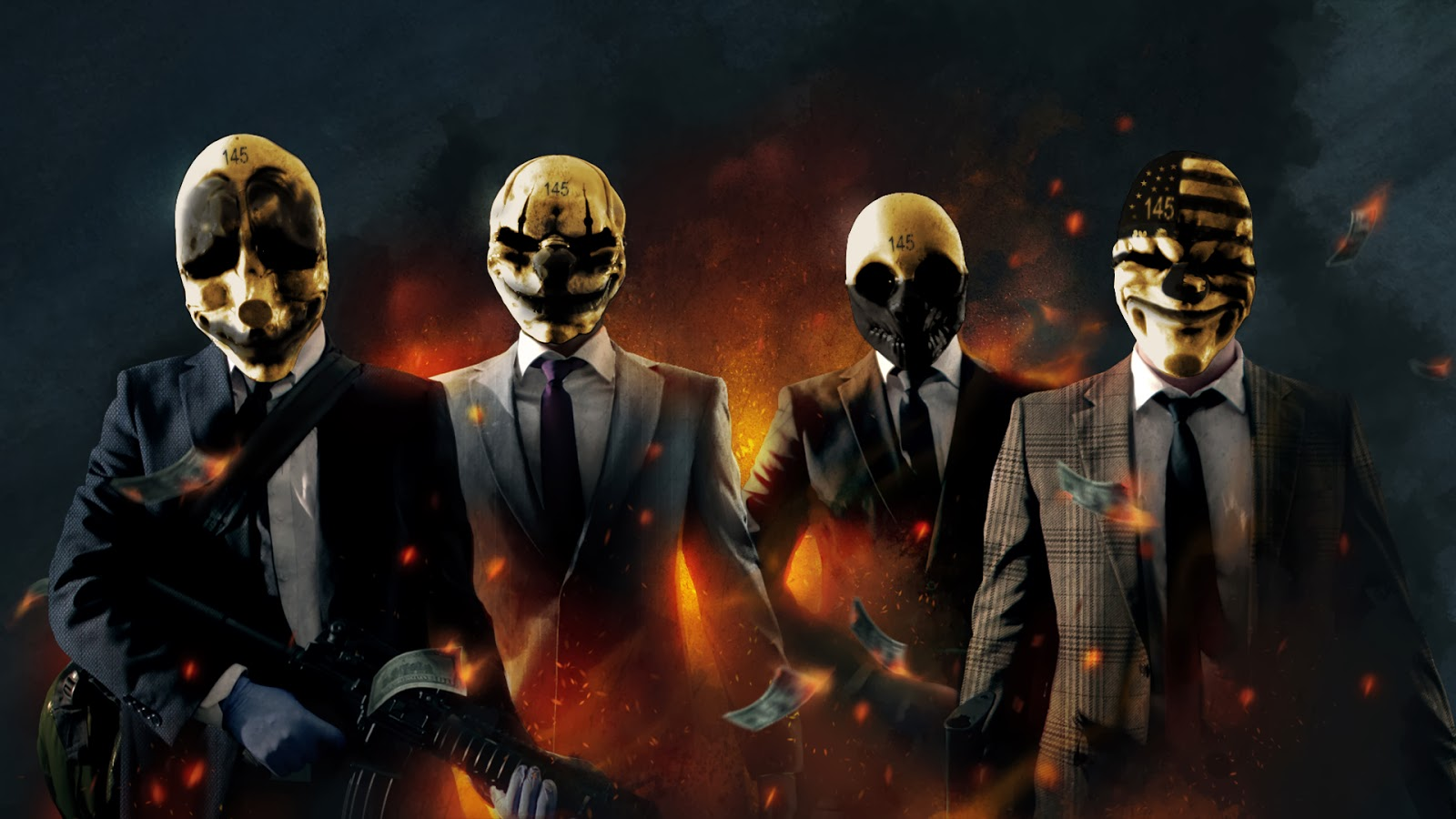 pics arrena payday 2 wallpapers