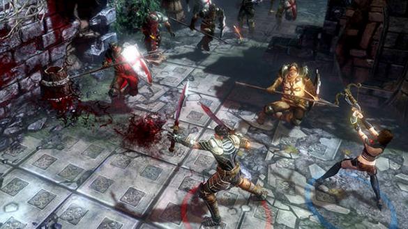 Ohgamegratis Blood Knight Screenshot 3