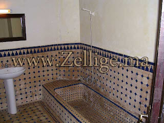 salle de bain zellige - Ecosia