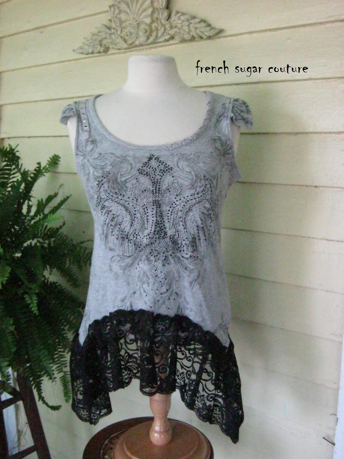 French sugar couture french sugar parisian new upcycled for French couture