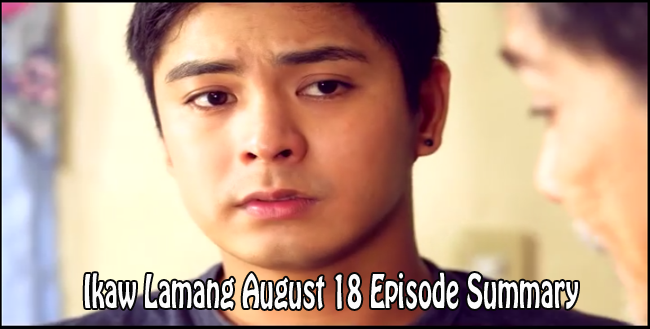 Ikaw Lamang August 18 Episode Summary: Gabriel's Pretending Continues