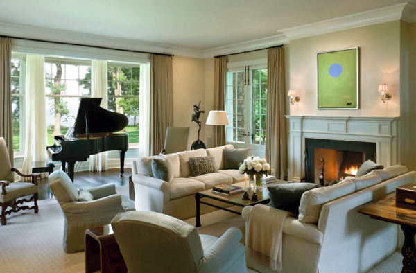 Amazoncom New York Style Living Room Design