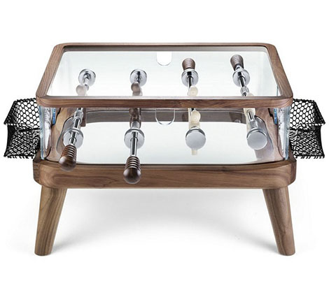 Foosball Coffee Table 39 Intervallo 39 By Teckell Designcombo