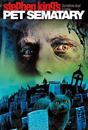 Pet Sematary 1989 Hindi Dubbed Dual DvdRip 300mb