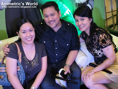 Animetric, Rajo Laurel, and Willin Chan