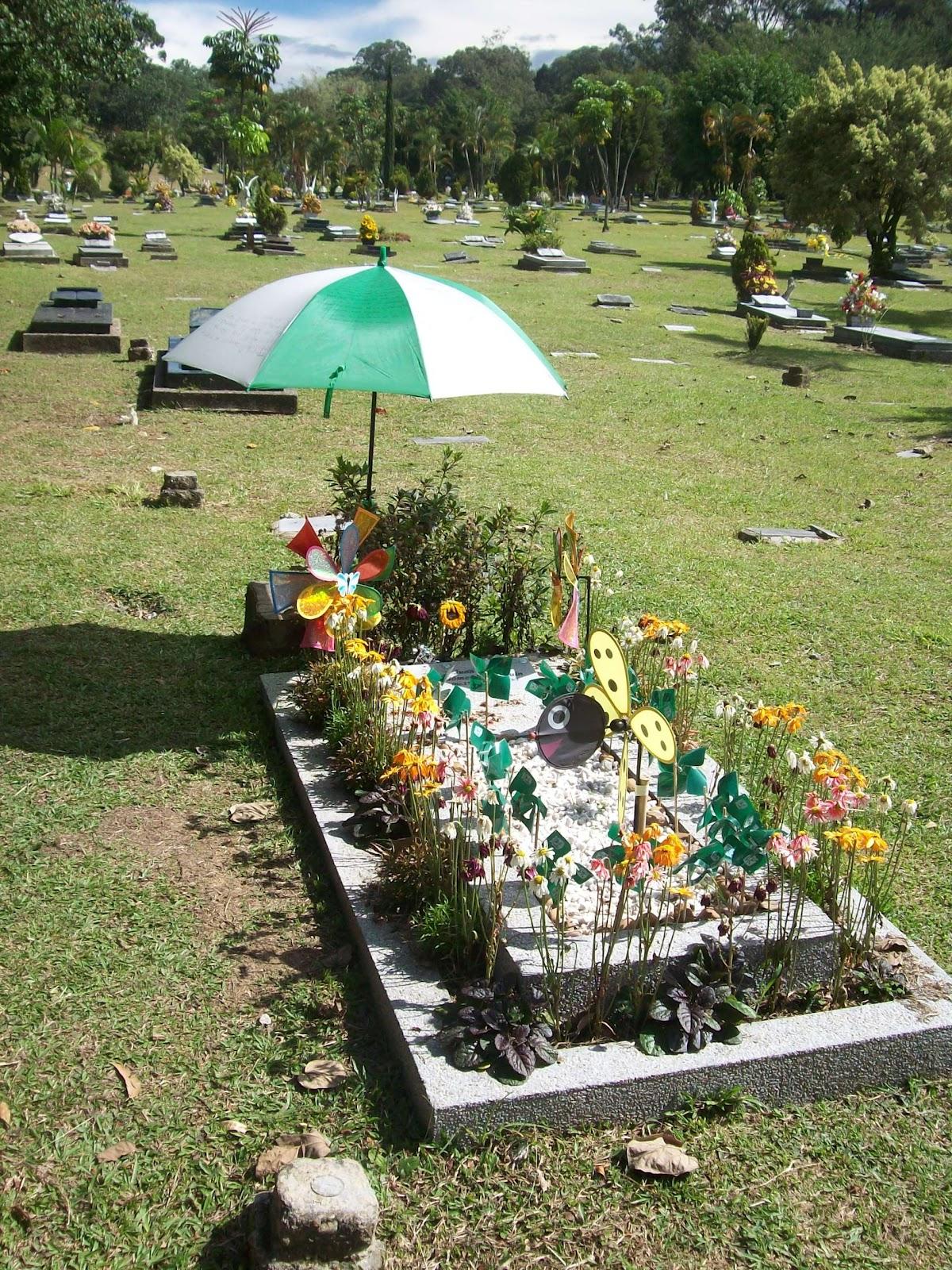 La ultima parada for Horario cementerio jardines de paz