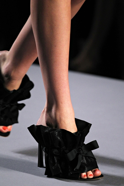 before you kill us all: DETAILS Viktor & Rolf Spring ...