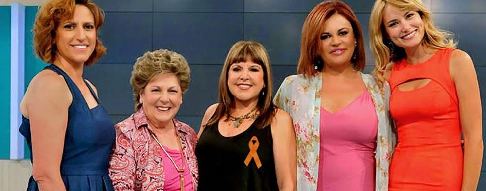 La actriz Loles León, despedida de TVE