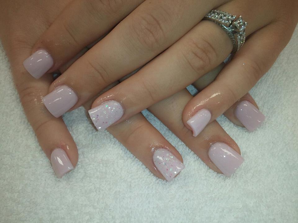 good natural color nail designs 11 further inspiration article - 21 Marvelous Natural Color Nail Designs – Ledufa.com