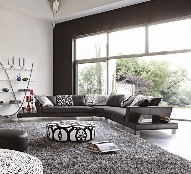 Binkelam 39 n karde i salon dekorasyonu fikirleri for Salon chic et moderne