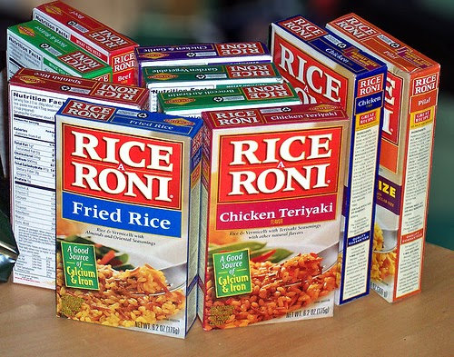 Rhiana reports the easiest way to cook rice a roni the easiest way to cook rice a roni ccuart Image collections