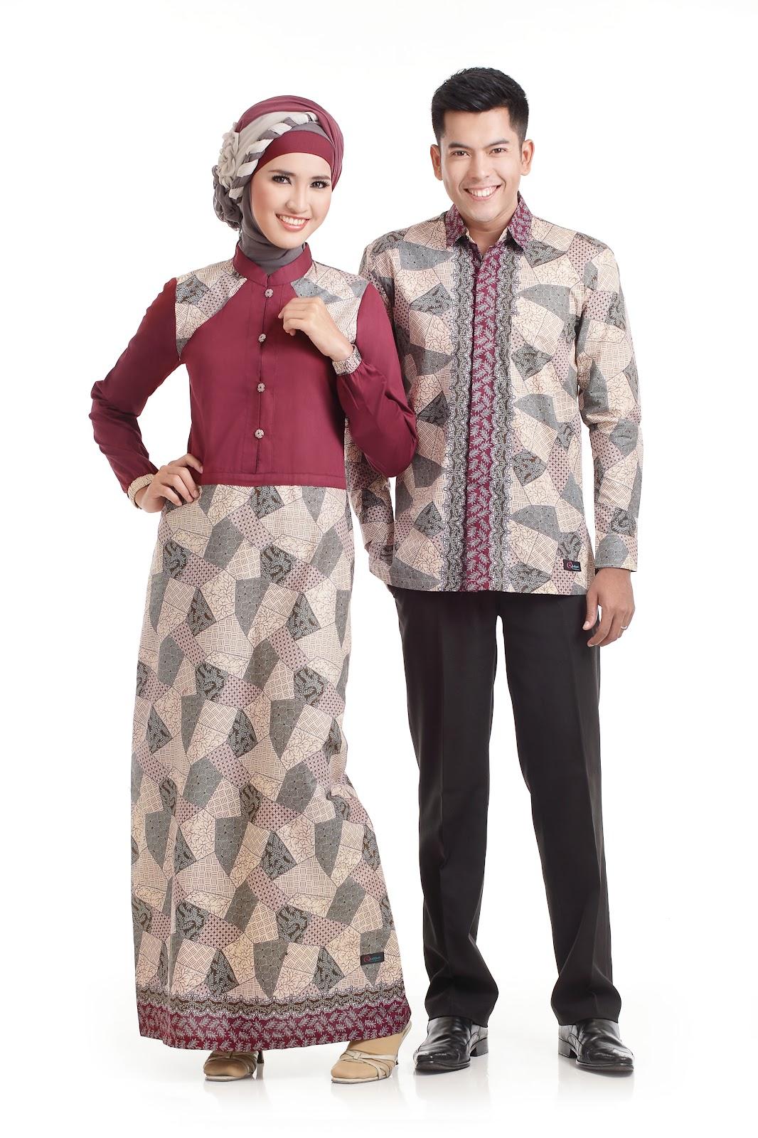 Desain Baju Batik Sekolah Wanita - Inspirasi Desain Menarik