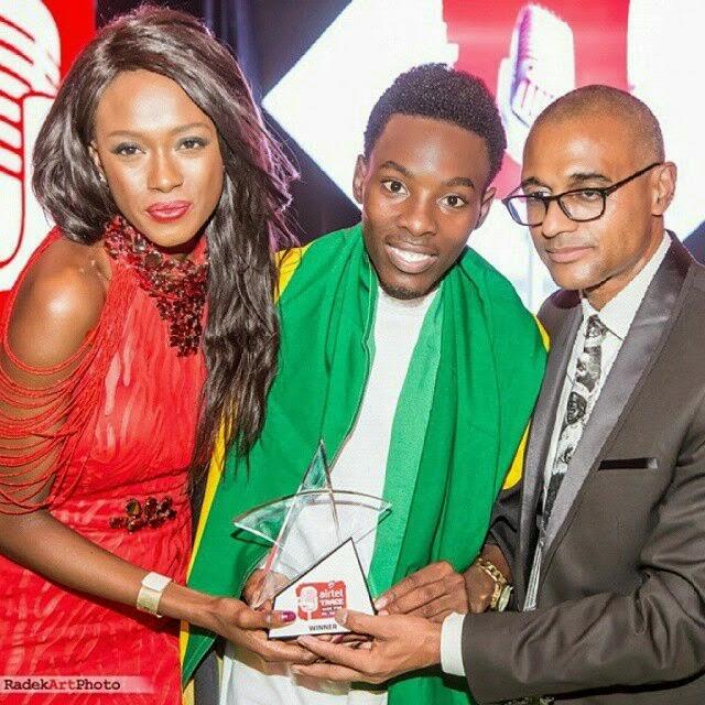 Tanzanian Mayunga Malimi is the winner of Airtel TRACE Music Star grand finale!