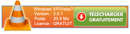 VLC Media Player gratuit 2012