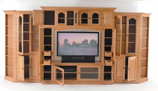 Lcd tv furniture designs for Home farnichar dizain