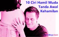 10 Ciri Hamil Muda Tanda Awal Kehamilan