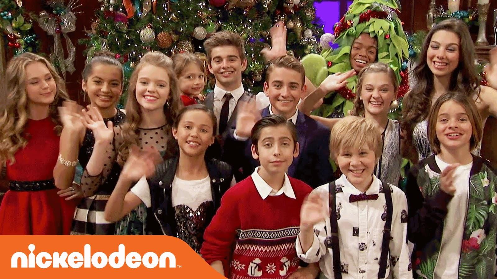 NickALive!: Nickelodeon Turkey To Premiere Nick's Ho-Ho ...