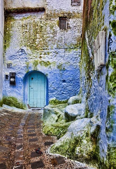 Beautiful Chefchaouen, Morocco