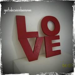 Love para prateleira
