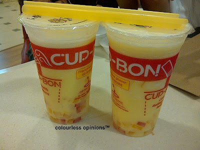 Cup Bon Bubble Tea Low Yat