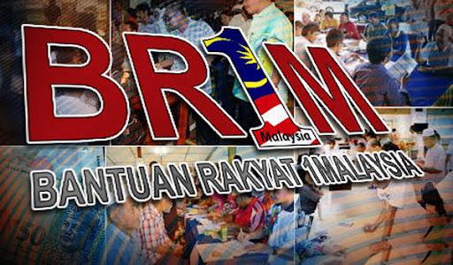 Kadar Bantuan Rakyat 1Malaysia (BR1M) Dinaikkan 2014