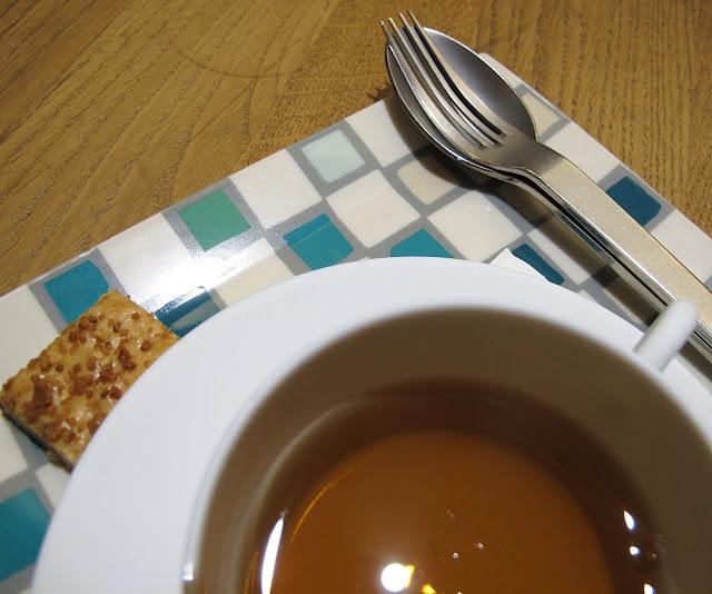 Salon de thé Le plongeoir - Hermès